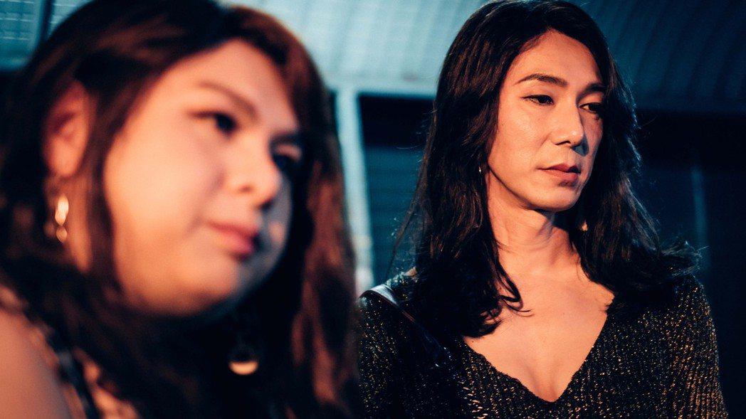 李李仁在「迷失安狄」飾演變性人。圖/滿滿額提供