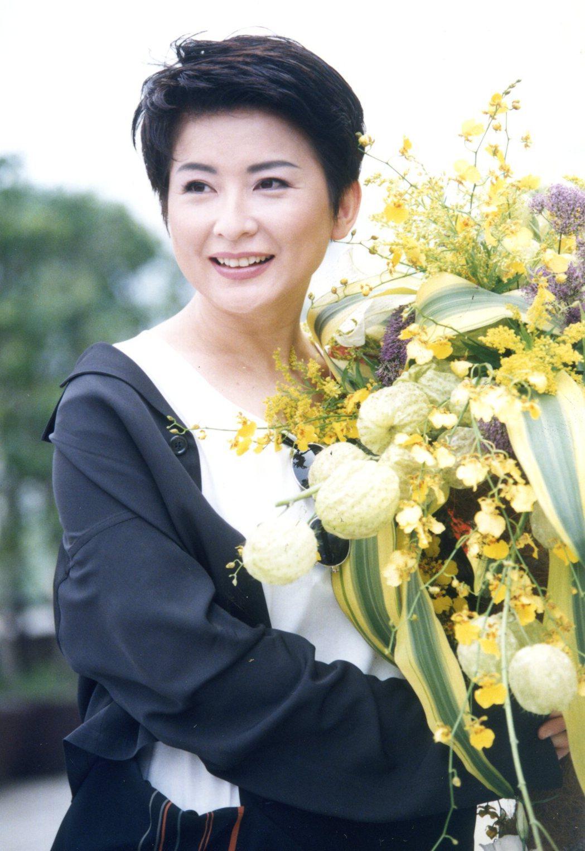 陳淑樺是80年代的歌壇天后。 圖/聯合報系資料照