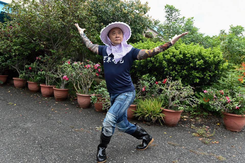 邰智源是被網友公認轉戰Youtube最成功的例子。 圖/擷自邰智源臉書