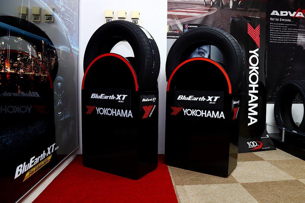 橫濱BluEarth-XT AE61新休旅胎,是一款更合適台灣用車環境的胎款。 ...