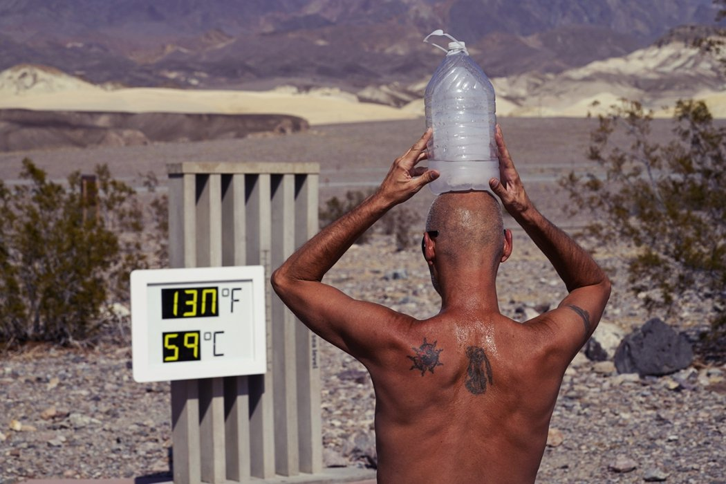 8月17日的死亡谷高溫,是人類氣象觀測史上迄今所測得的第三熱——在此之前,全球最...