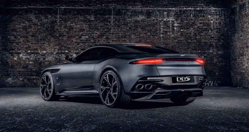 DBS Superleggera 007 Edition。 摘自Aston Ma...