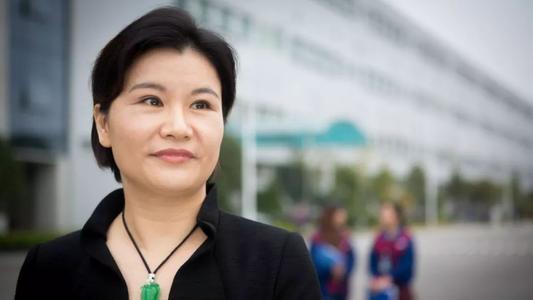 藍思科技董事長周群飛。 取自中國日報網