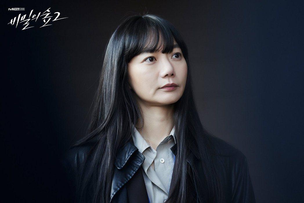 「秘密森林2」。圖/擷自tvN臉書