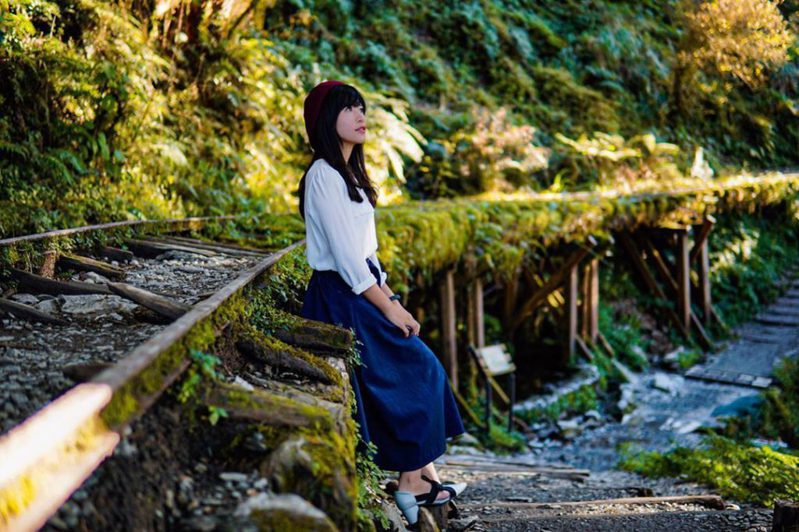 ▲最美鐵道之旅-見晴懷古步道。(圖/攝影者:aoaovillia323授權提供, Instagram)