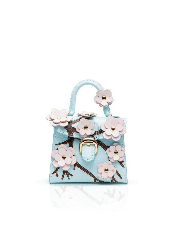 DELVAUX Les Miniatures日本系列櫻花版,108,000日圓、...