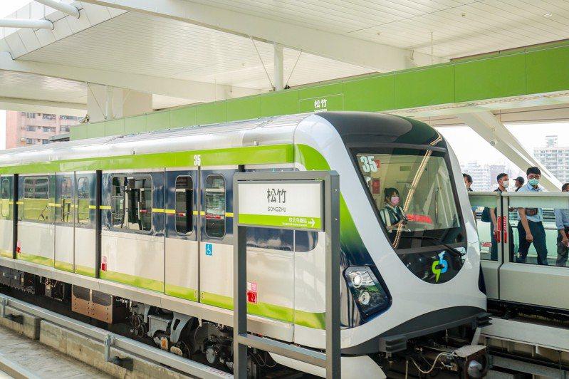 台中市政會議通過捷運綠線站名。記者陳秋雲/攝影