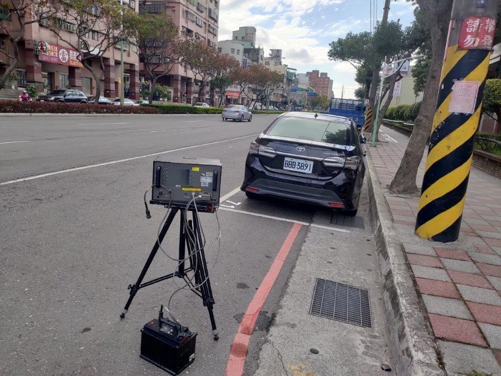 新北市北宜公路移動式測速照相執法地點大公開,新北警方呼籲駕駛用路人勿超速。示意圖...
