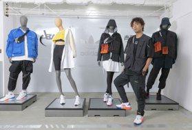 adidas Originals新潮鞋上腳 小鬼黃鴻升「穿搭就是要帥!」