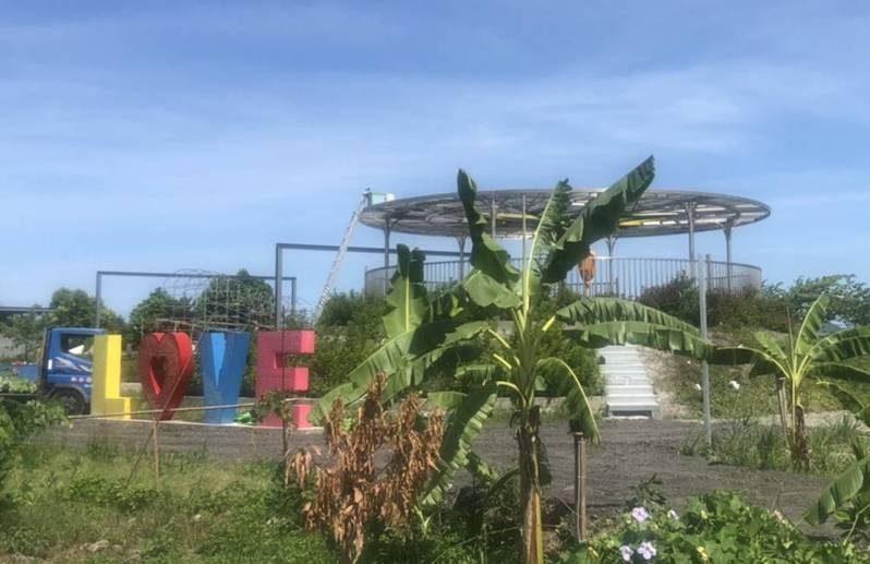宜蘭五十二甲生態農場遭人檢舉有部分設施違規使用,縣府要求業者限期改善。圖/宜蘭縣政府提供