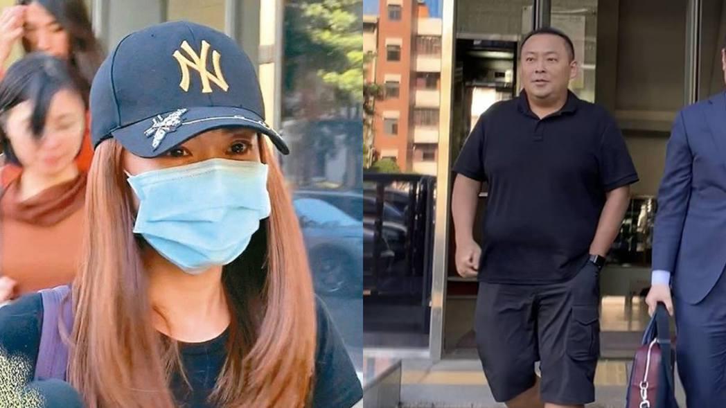 柯以柔與郭宗坤為離婚打官司已2年半。 圖/聯合報系資料照