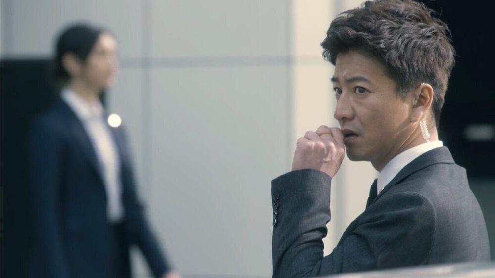 在本劇最後的字卡,我覺得把「保護」這個詞彙,拉得更高了。 圖/テレビ朝日