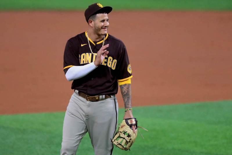 三壘手馬恰多變右外野手,快腿接殺飛球,奔跑距離破聯盟紀錄。 法新社