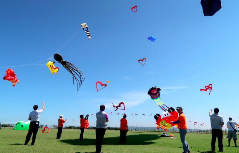 2020新竹市國際風箏節敲定將於8月29、30日在新竹漁港熱鬧登場! 圖/新竹市國際風箏節官網