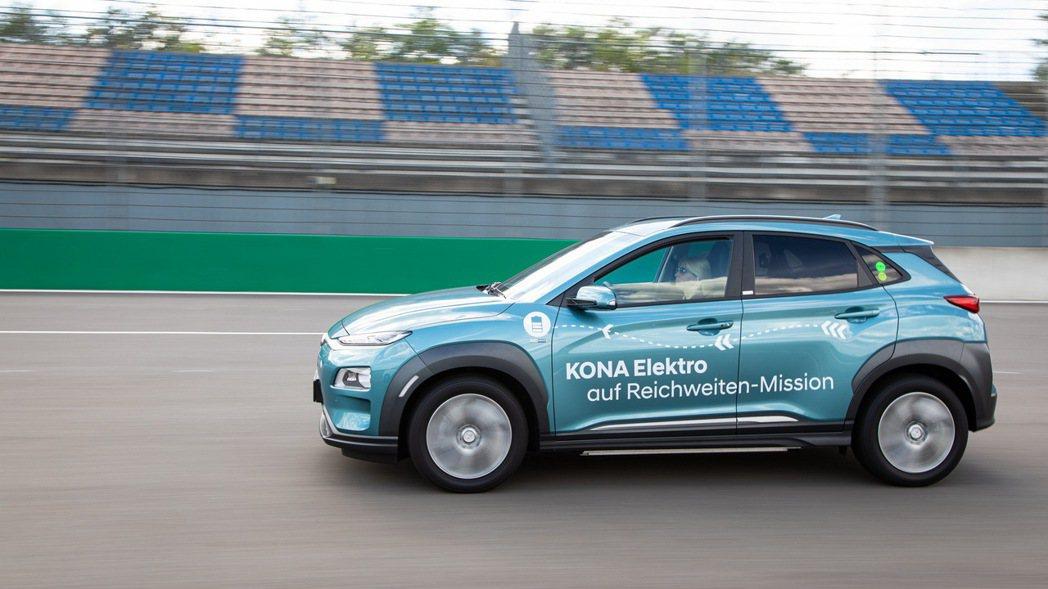Hyundai Kona Electric。 摘自Hyundai