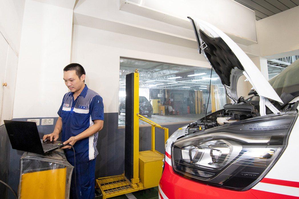 Ford Tourneo Custom福特旅行家合理的保有成本讓使用單位降低持有...