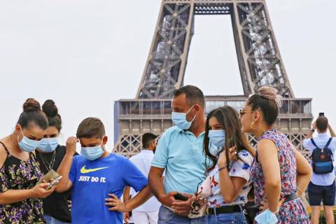 法國巴黎封城期間,餐廳屬於「非必須」的商業活動,所以強制關閉;解封之後,觀光旅行...