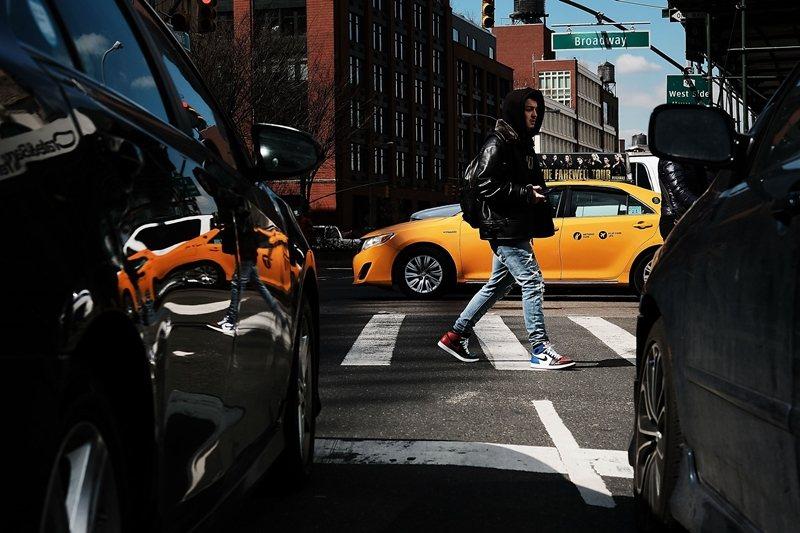 街道、街區與建築物所共同構成的「都市紋理」,才是城市適宜步行的關鍵原因。 圖/法新社