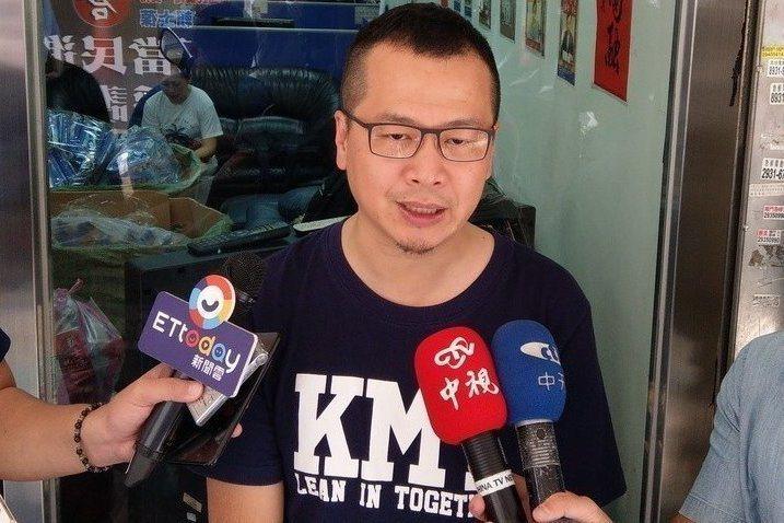 國民黨台北市議員羅智強。 圖/聯合報系資料照片