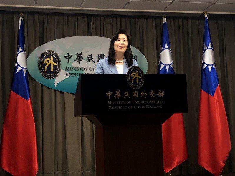 台灣駐索馬利蘭共和國代表處17日開館,引發索馬利亞和中國抗議。外交部今天強烈譴責中國政府打壓他國與台灣互動。聯合報系記者徐偉真/攝影