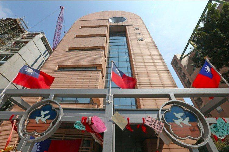 婦聯會大樓。本報資料照片