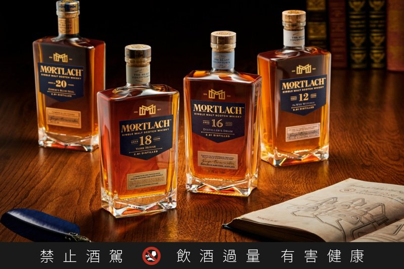 「Mortlach慕赫2.81」誕生於1823年達夫鎮,是當地首座合法威士忌酒廠。圖/帝亞吉歐提供
