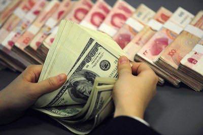 離岸人民币兑美元收復6.90關口,創今年1月以來,近七個月新高。取自中新經緯