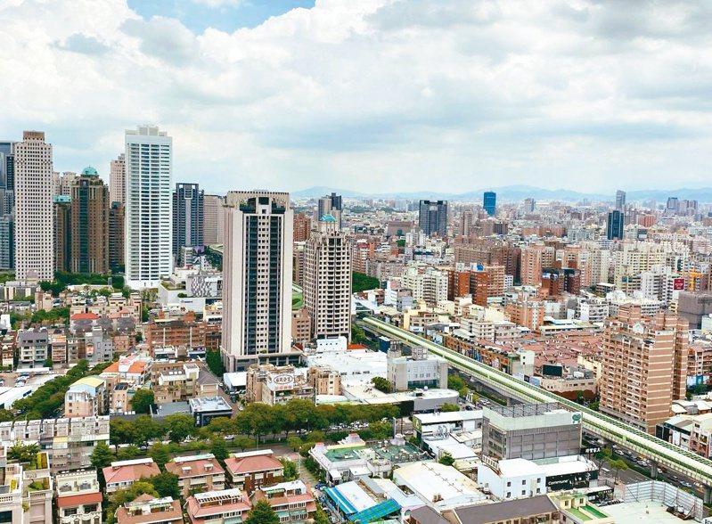 房市熱 7月房貸、建築貸款續創新高
