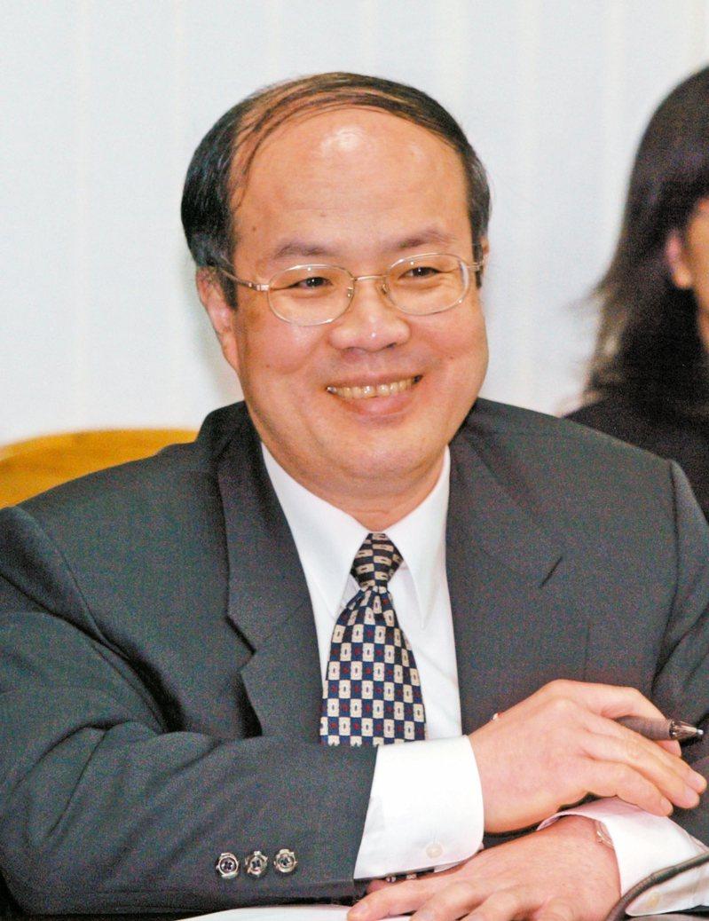 總統辦公室主任詹志宏將接海基會副董事長兼秘書長。圖/聯合報系資料照片