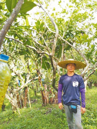為了做好防範暑熱的工作,每天都要依農作物的生長需求及天氣狀況規畫一天的工作內容。...