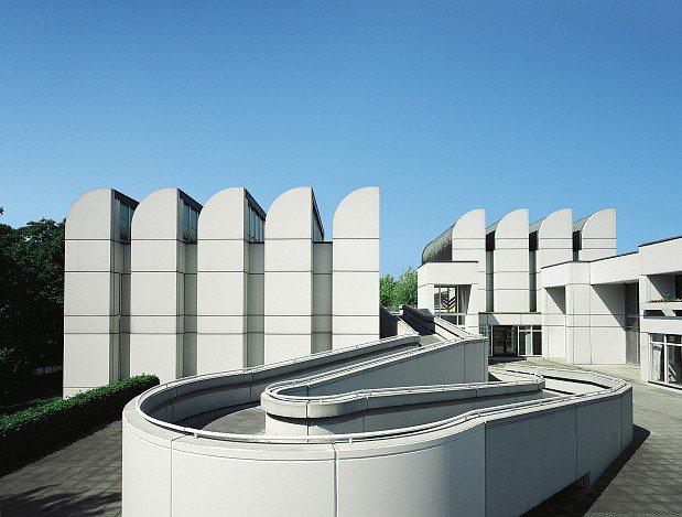 Walter Gropius規劃的柏林包浩斯博物館。 圖/bauhaus.de
