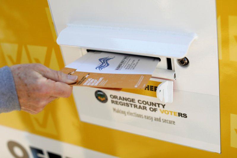 眾院法案為全國郵局挹注250億元本周表決,但參院不可能過關。 路透社