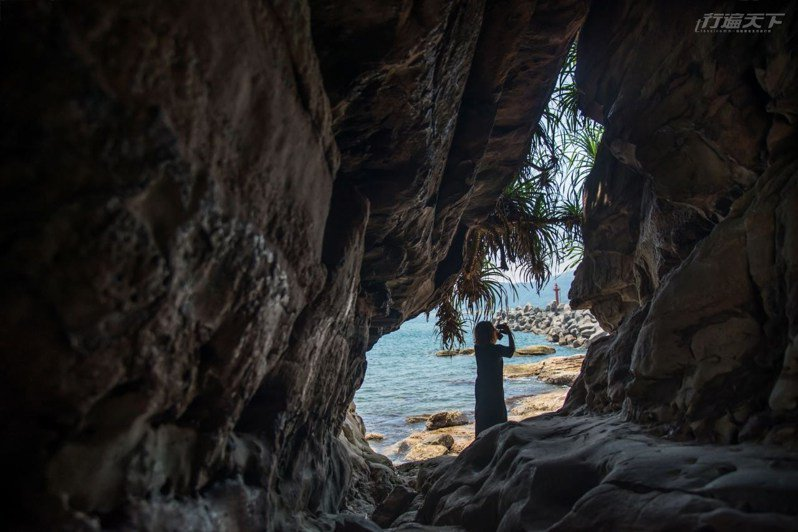 神秘海岸要稍花一番功夫才能抵達,但絕對能拍出神秘又美麗的好照片。