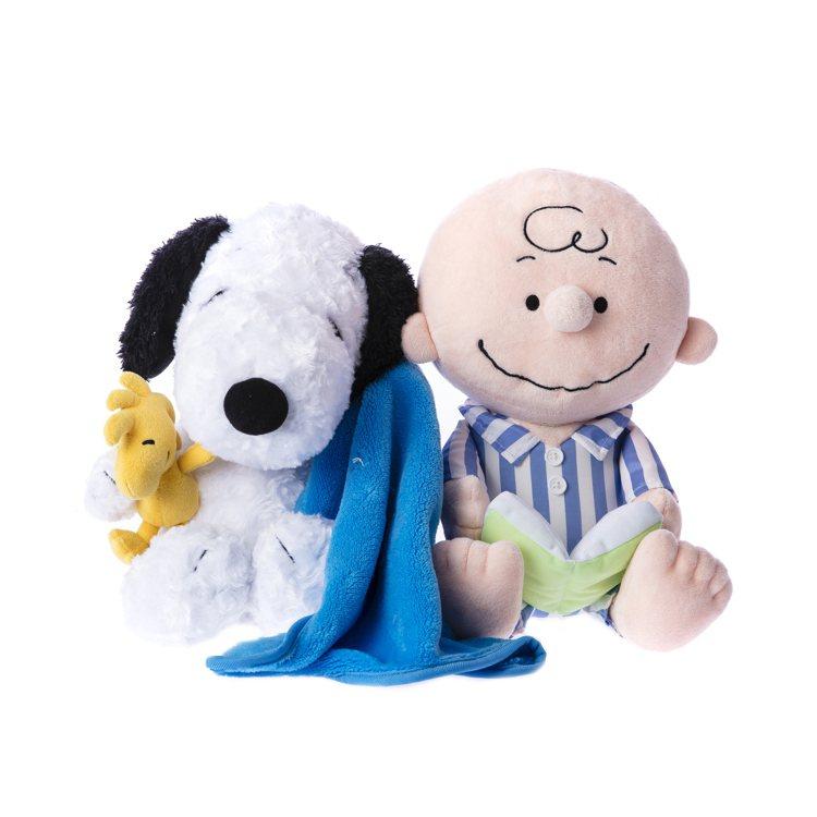 Snoopy系列造型玩偶史努比/查理布朗,原價1,500元/件,特價999元/件...