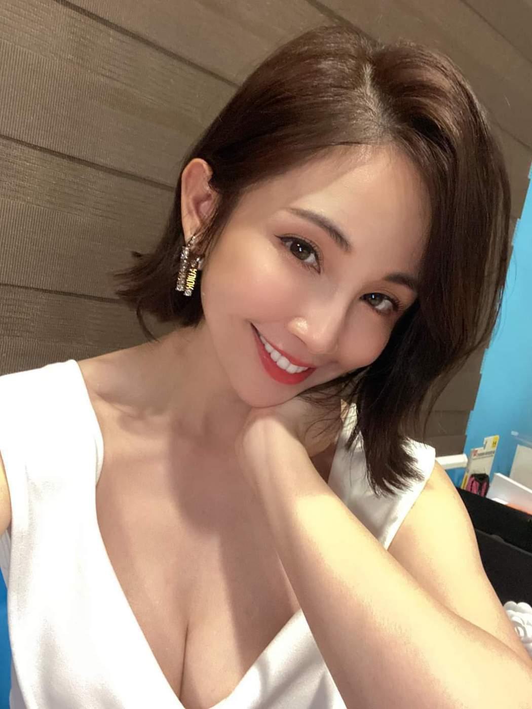 鍾欣怡透露日前在賣場差點和別人起衝突。圖/摘自臉書