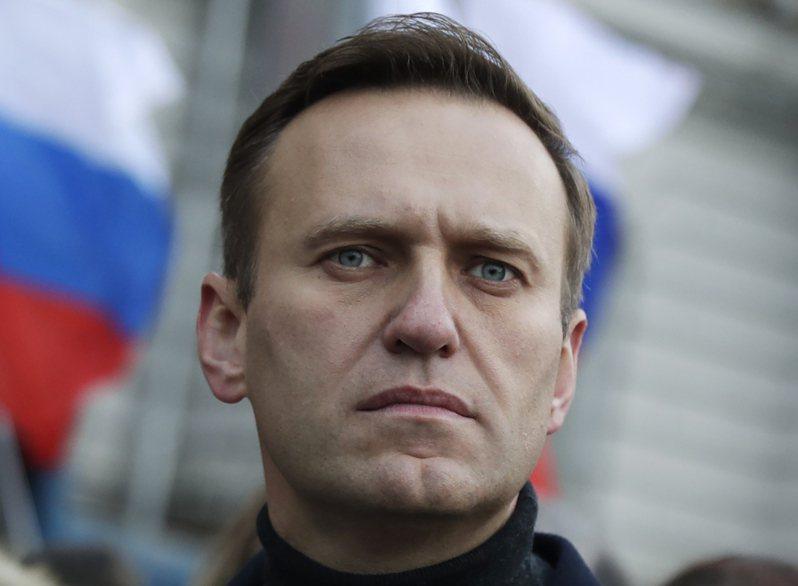 俄國反對派領袖納瓦尼疑似被下毒。美聯社