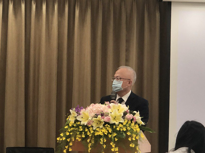 PCB暨載板廠商南電副總經理呂連瑞。記者尹慧中/攝影