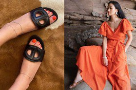 孫芸芸就是愛這款!愛馬仕、DIOR拖鞋式涼鞋好優雅