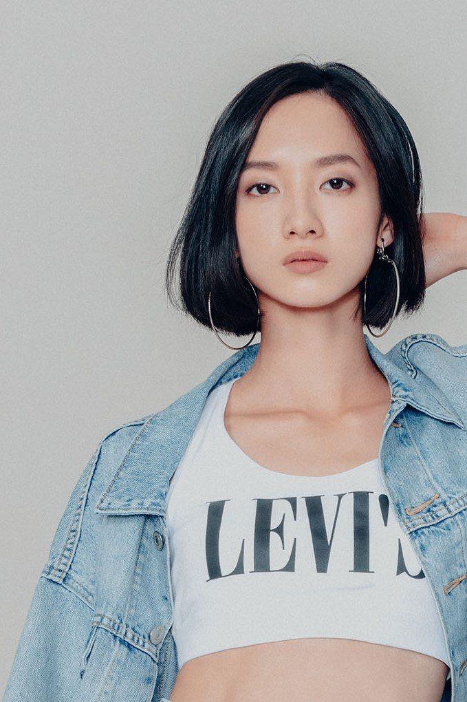 韓寧飾演「返校」影集版學姊方芮欣。圖/韓寧提供