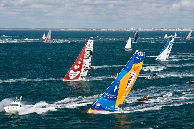 橫跨40,000多公里航程的Vendée Globe環球帆船賽,有「海上版聖母峰...