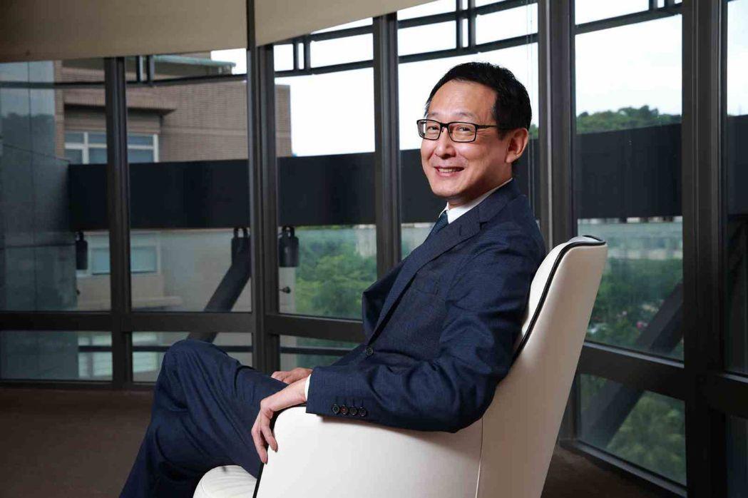 格威傳媒集團執行長鄭儼驥認為,格威是獨特組成,有了博報堂加持,成長可期。圖片來源...