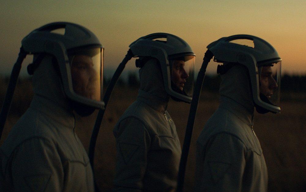 《第三類》描述未來時空的考古學家發現地球不明訊號。 圖/高雄電影節提供