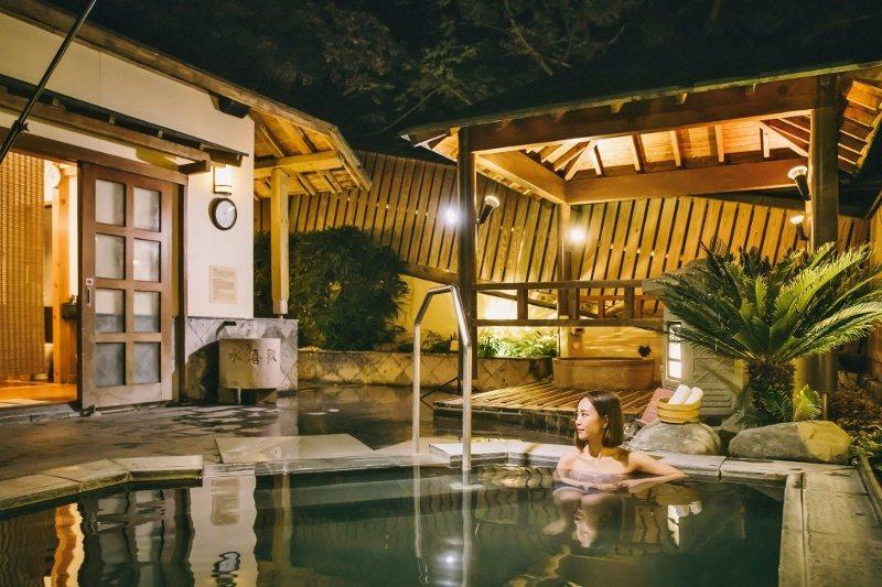 知本老爺是台東第一家國際級溫泉飯店。 老爺酒店集團/提供