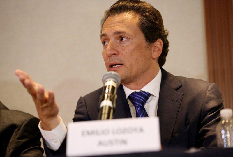 墨西哥石油公司前執行長洛索亞(Emilio Lozoya)對多名重量級政治人物提出貪污指控。 美聯社資料照片