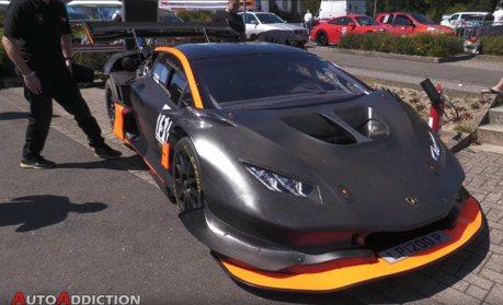 影/1200hp重度改裝Zyrus Lamborghini Huracan創下6分48秒紐柏林單圈!