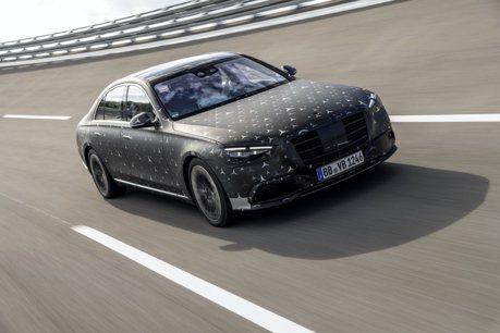 Mercedes-AMG S73e油電旗艦轎跑將擁有800匹以上馬力!