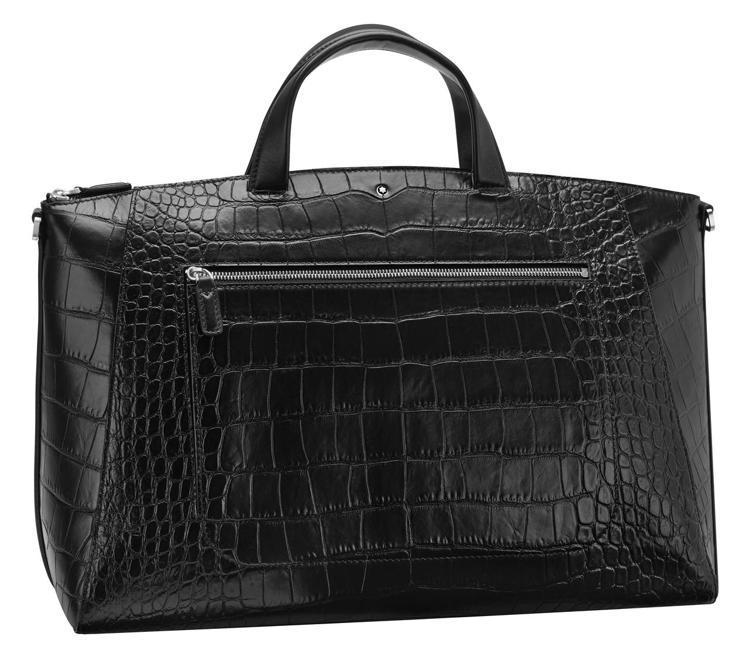 Montblanc,大師傑作精選系列小型行李袋(126630),具備一個主隔層、...