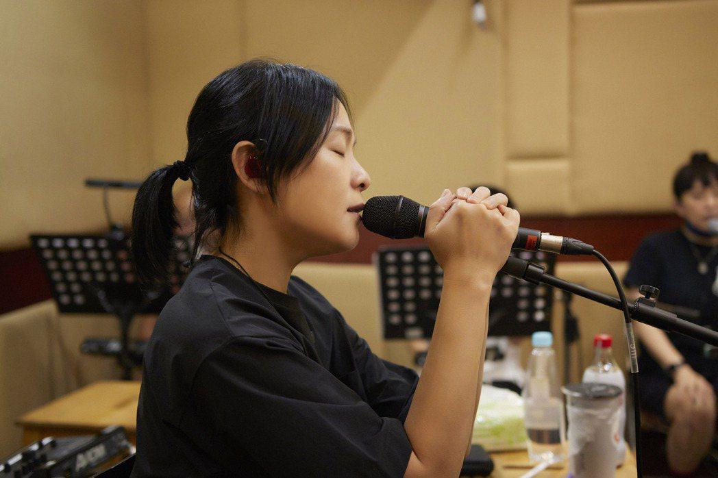 劉若英今年獻出新單曲「不營業的日常」。圖/相信音樂提供