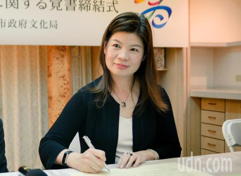 高雄市新任市長陳其邁今天宣布市政團隊,文化局長由王文翠擔任。圖/高雄市文化局提供