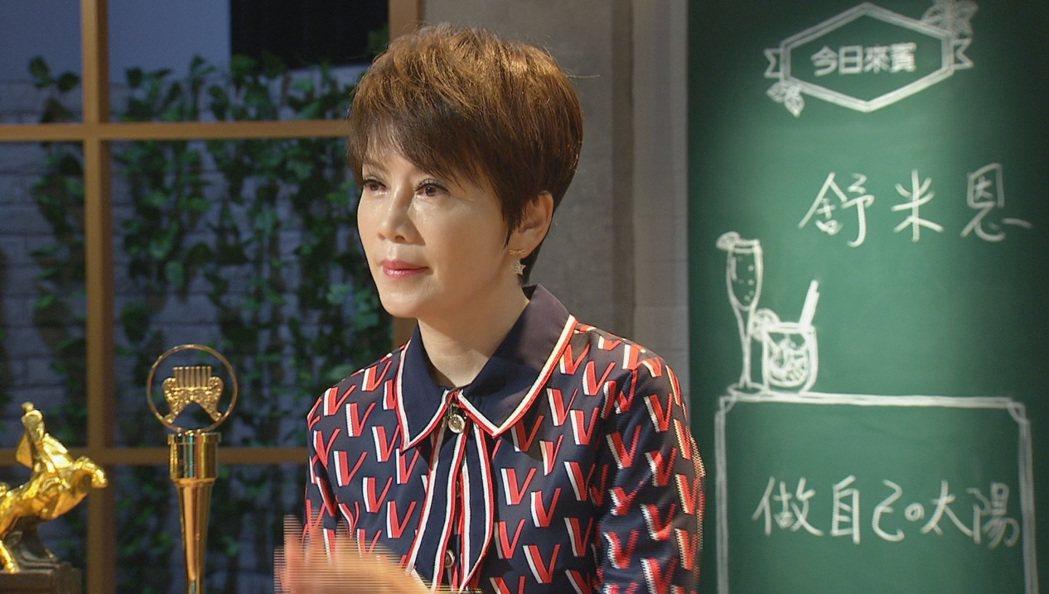 陳雅琳帶著大小眼上工。圖/壹電視提供